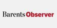 Barents Observer logo