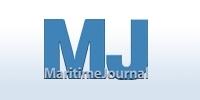 Maritime Journal logo