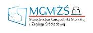 Ministerstwo Gospodarki Morskiej i Żeglugi Śródlądowej logo