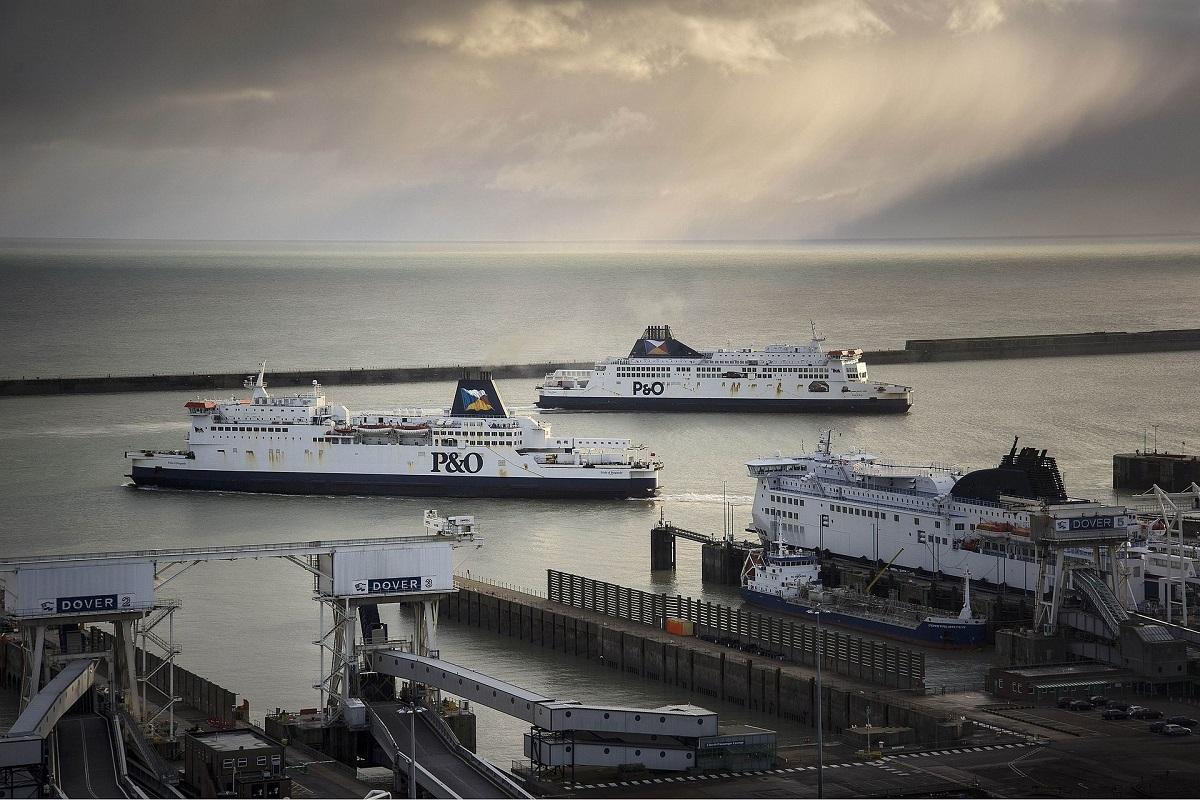 Nowe po czenie kolejowe pomi dzy terminalem p o ferries w zeebrugge a europ po udniow - Where is zeebrugge ferry port ...