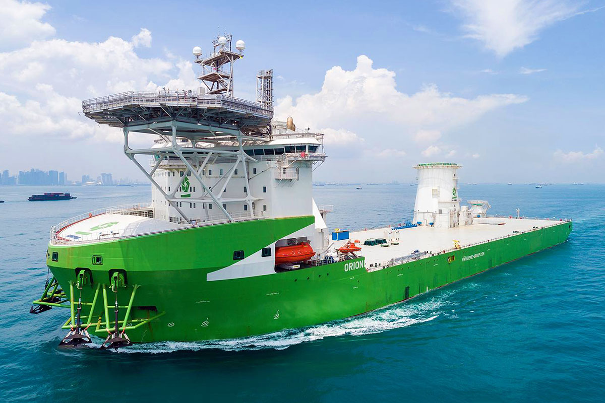 Offshore DEME Group Orion
