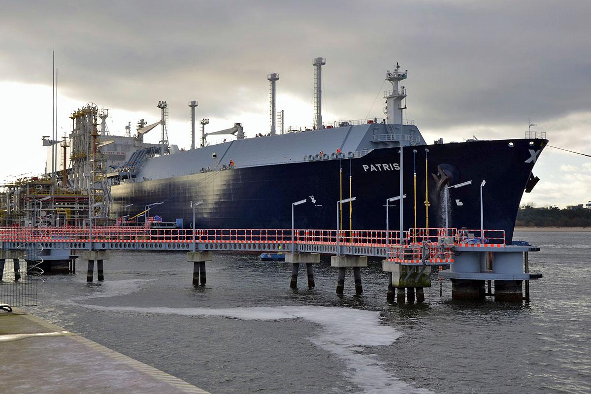 В Польше заявили о невозможности снабжать Украину американским газом