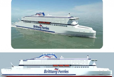 Brittany Ferries inwestuje w LNG. A inni?