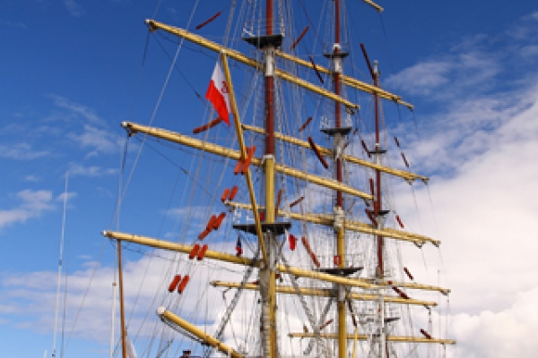 The Culture 2011 Tall Ships Regatta - Gdynia